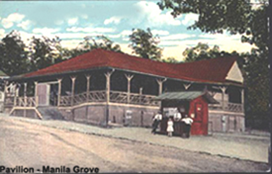 pavillion - manill grove
