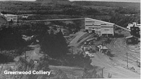 greenwood colliery