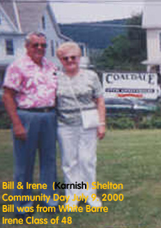 bill and irene